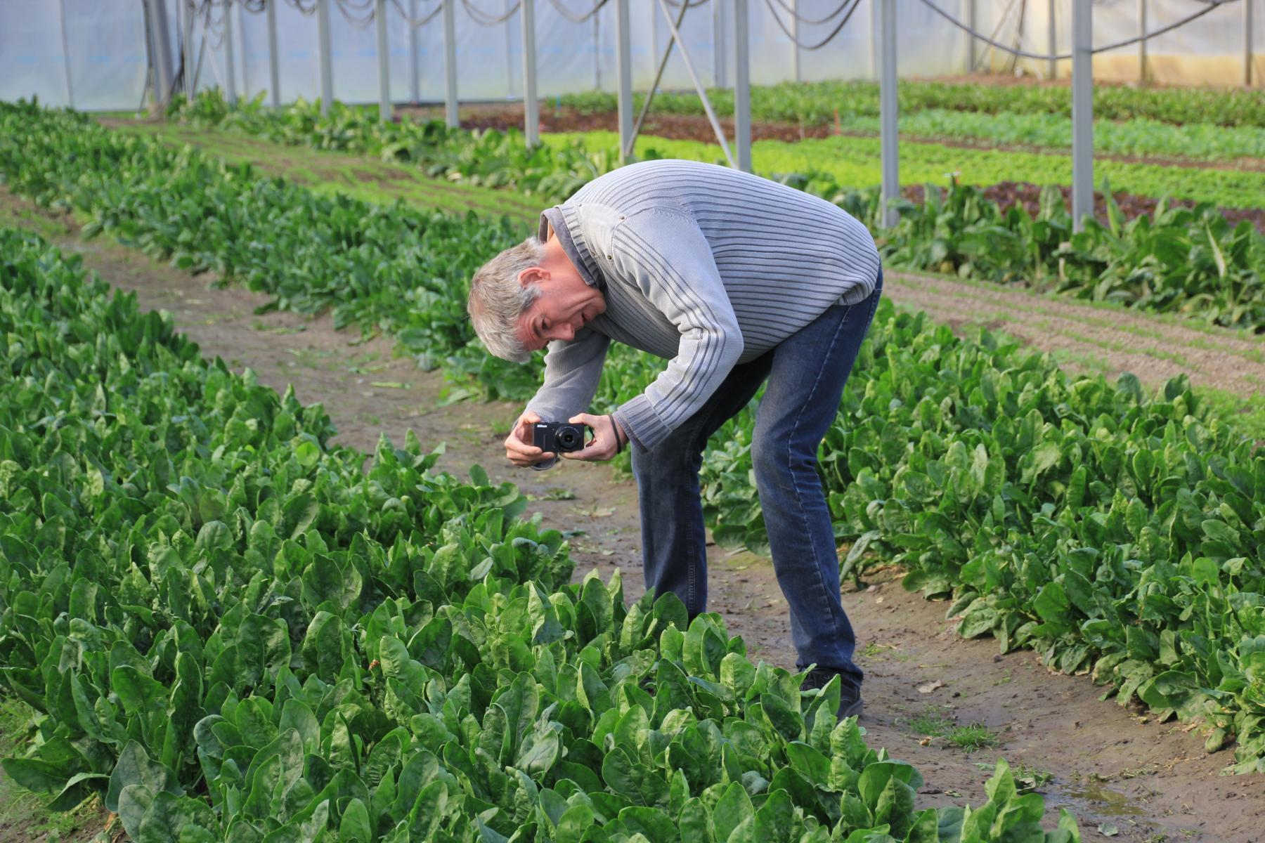 Rencontres agriculteurs bio