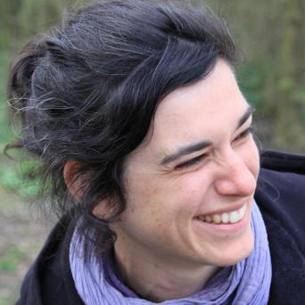 Portrait de Astrid BERNE